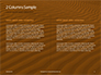 Patterns on Sand Presentation slide 5