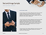 Afro American Man Using Smartphone Presentation slide 15