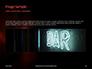 Neon Bar Sign Presentation slide 10