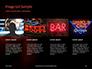Neon Bar Sign Presentation slide 16