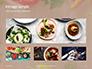 Frame of Organic Vegetables Presentation slide 13