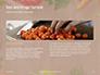 Frame of Organic Vegetables Presentation slide 14