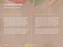 Frame of Organic Vegetables Presentation slide 5