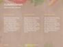Frame of Organic Vegetables Presentation slide 6