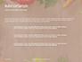 Frame of Organic Vegetables Presentation slide 7