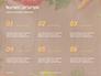 Frame of Organic Vegetables Presentation slide 8