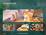 Pizza-Sign with Flour Tomato-Sauce Garlic and Mozzarella Presentation slide 13