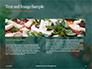 Pizza-Sign with Flour Tomato-Sauce Garlic and Mozzarella Presentation slide 14