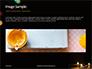 Candles Lit on Occasion of Diwali Festival Presentation slide 10