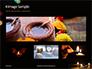 Candles Lit on Occasion of Diwali Festival Presentation slide 13