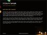 Candles Lit on Occasion of Diwali Festival Presentation slide 4