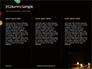Candles Lit on Occasion of Diwali Festival Presentation slide 6