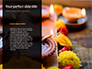Candles Lit on Occasion of Diwali Festival Presentation slide 9