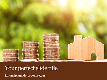 Real Estate Investments Presentation Presentation Template, Master Slide