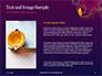 Traditional Diya Against Diwali Fireworks Background Presentation slide 15