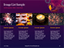 Traditional Diya Against Diwali Fireworks Background Presentation slide 16