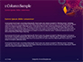 Traditional Diya Against Diwali Fireworks Background Presentation slide 4