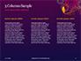 Traditional Diya Against Diwali Fireworks Background Presentation slide 6