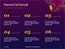 Traditional Diya Against Diwali Fireworks Background Presentation slide 8