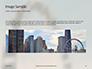 Ferris Wheel with Blue Sky Presentation slide 10