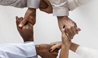 Unity in Work Presentation Presentation Template