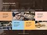 Set of Old Used Tools Presentation slide 17