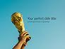 World Cup Trophy Presentation slide 1