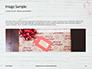 Breast Cancer Pink Ribbon on Wooden Background Presentation slide 10