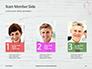 Breast Cancer Pink Ribbon on Wooden Background Presentation slide 19