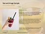 Fresh Organic Green Apple Juice Presentation slide 15