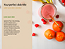 Fresh Organic Green Apple Juice Presentation slide 9