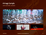 Empty Wine Glasses Presentation slide 13