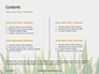 Close Up of Fresh Thick Grass Presentation slide 2
