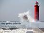 Grand Haven Lighthouse Presentation slide 1