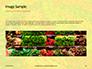 Colorful Fruits and Vegetables Presentation slide 10
