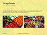 Colorful Fruits and Vegetables Presentation slide 11