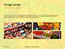 Colorful Fruits and Vegetables Presentation slide 12