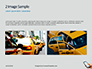 Taxi App on Mobile Phone Presentation slide 11