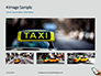 Taxi App on Mobile Phone Presentation slide 13