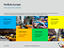 Taxi App on Mobile Phone Presentation slide 17