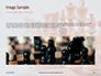 Chess Pawns on Chessboard Presentation slide 10