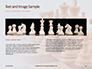 Chess Pawns on Chessboard Presentation slide 14