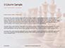 Chess Pawns on Chessboard Presentation slide 4