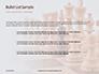 Chess Pawns on Chessboard Presentation slide 7