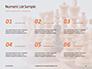 Chess Pawns on Chessboard Presentation slide 8