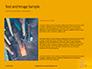 Wooden Mallet Hammer on Yellow Background Presentation slide 15