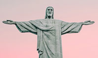 Christ the Redeemer Statue Presentation Presentation Template