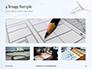 Sketch of a Furniture Product Presentation slide 13
