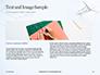 Sketch of a Furniture Product Presentation slide 14