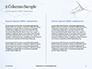 Sketch of a Furniture Product Presentation slide 5